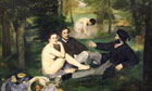 Luncheon Grass Manet