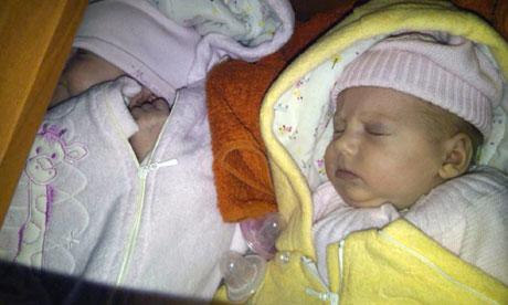Surrogate babies
