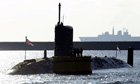 Libya Triumph submarine