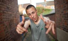 MC NxtGen (Andrew Lansley rapper)