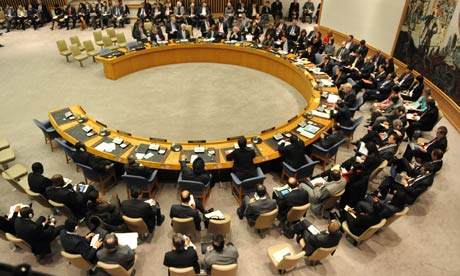 Syria: UN Security Council 'To Vote On Resolution'