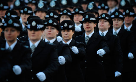 Budget cuts mean loss of over 2,000 police officers
