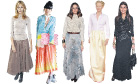 Maxi skirts: how low can you go?