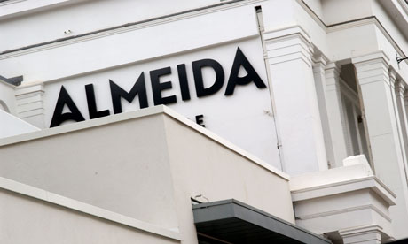 The Almeida theatre, Islington, north London