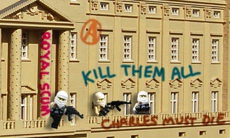 Legoland Vandalism