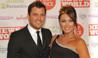 Mark Wright and Lauren Goodger