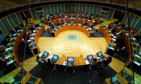 Welsh Assembly Senedd