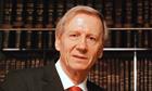 Former LSE head Anthony Giddens