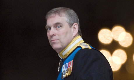 Prince Andrew 008 shows mobile phones which