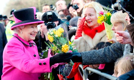 The Queen to visit Ireland