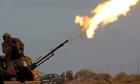 Libya rebel fighters