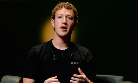 57th International Lions Festival - Facebook seminar with Mark Zuckerberg