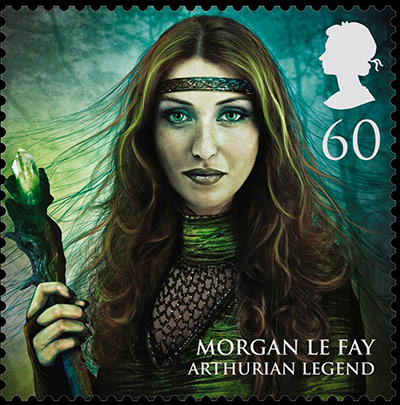 Gallery Royal Mail Stamps From Magical Realms Children