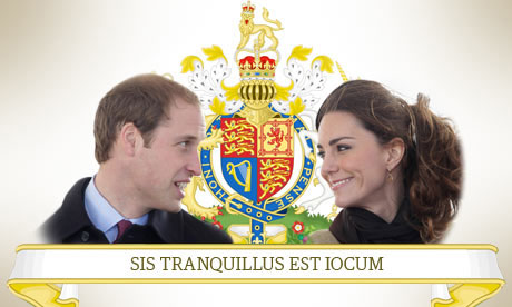 William and Kate blog