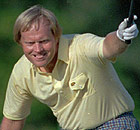 Jack Nicklaus at the Masters 1986