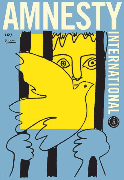 Amnesty posters: Amnesty International Poster