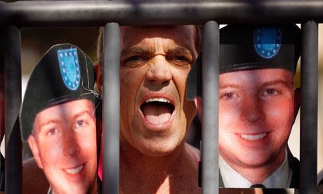 Bradley Manning Rally