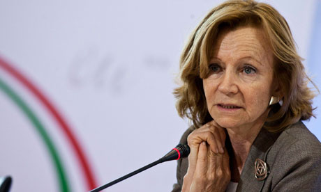 Ecofin meeting in Hungary