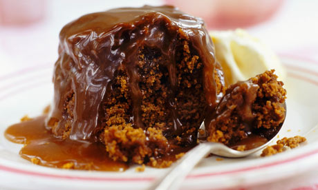 Sticky Toffee Pudding Cake | Sticky Toffee Pudding Cake Recipe 2014 ...