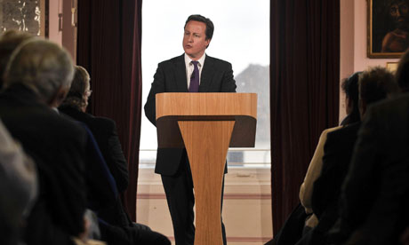 Cameron immigration speech