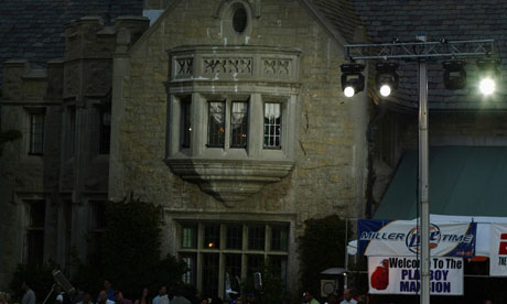 The Playboy mansion: legionnella bacteria was found in water samples from the hot tub.