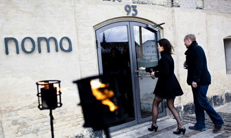 The world's number 1 restaurant: Noma