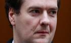 George Osborne leaves number 10