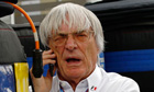 F1 executive Bernie Ecclestone will keep Murdoch guessing to the end