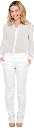 Jess Cartner Morley in white