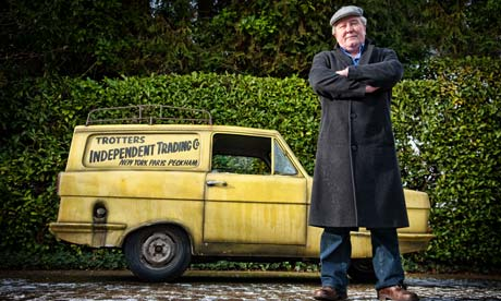 John Sullivan, the creator of Only Fools and Horse