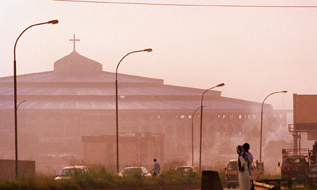 Christian church in Lagos