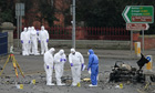 Northern Ireland security forces find three caches of bombmaking equipment