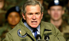 George Bush made the CIA the lead agency for interrogation at Guantánamo