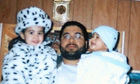 Shaker Aamer, UK resident held in Guantanamo