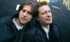 Shaun Ryder And Tony Wilson