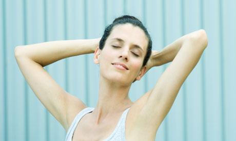 How to Lighten Dark Under Arms