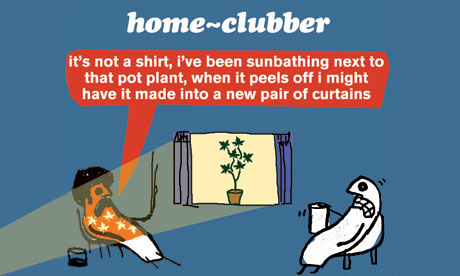 Home-clubber