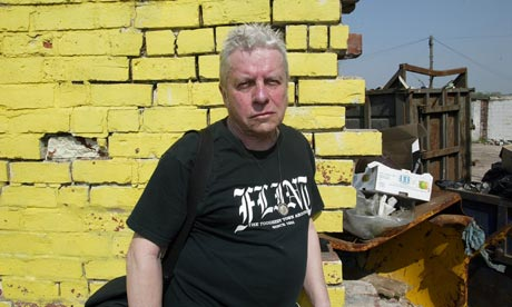 Photographer Brian Griffin visits Cradley Heath in the Black Country