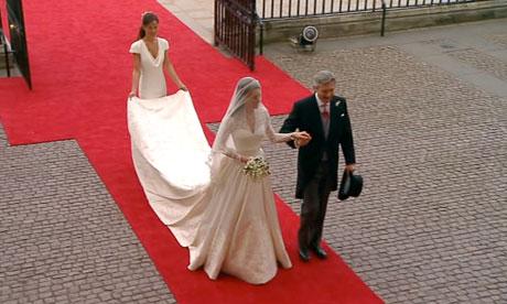 Royal Wedding - Kate's dress