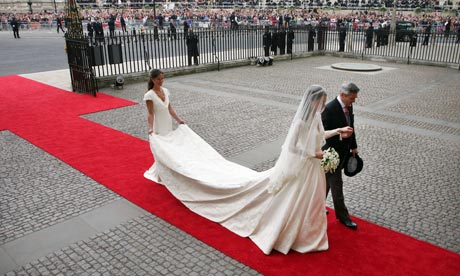 Royal Wedding: Kate Middleton and Michael Middleton