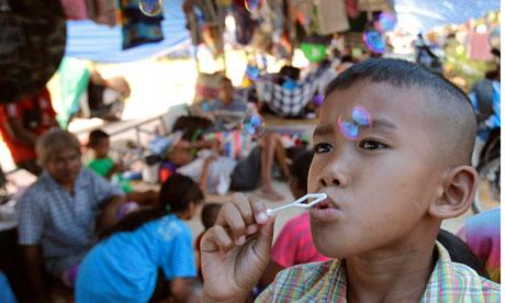 thai cambodian clashes