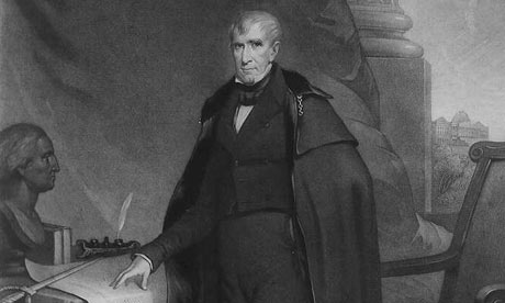 William Henry Harrison, America's 9th president