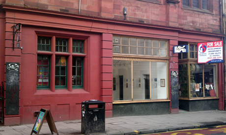 Volunteers of Edinburgh's Forest Cafe aim to raise £50,000 by June | pic: Michael MacLeod