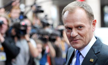 Poland's Prime Minister Tusk