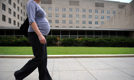 Should academics lose out financially for taking maternity leave?