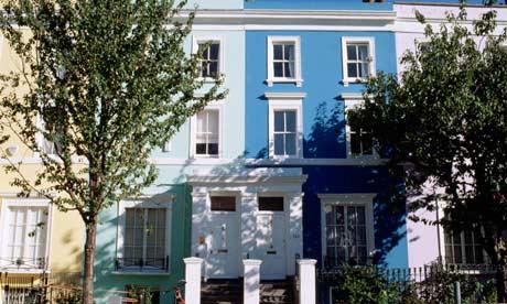 Notting Hill Gate Terraces