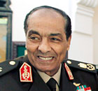 Mohammed Tantawi, who now heads Egypt's ruling military council