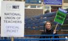 Teachers Strike at Darwen Vale School Over Pupil Behaviour