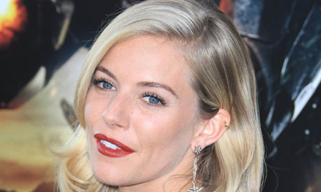 Sienna Miller, who is suing the News of the World for hacking into her mobile phone voicemails