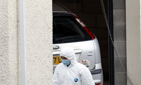 Ronan Kerr investigation